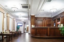 Гостиница «Тосно», улица Красная набережная, 21 Тосно Ленинградская область