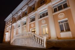 Отель «АветПарк отель» Большой Смоленский проспект, 3 А, метро Елизаровская