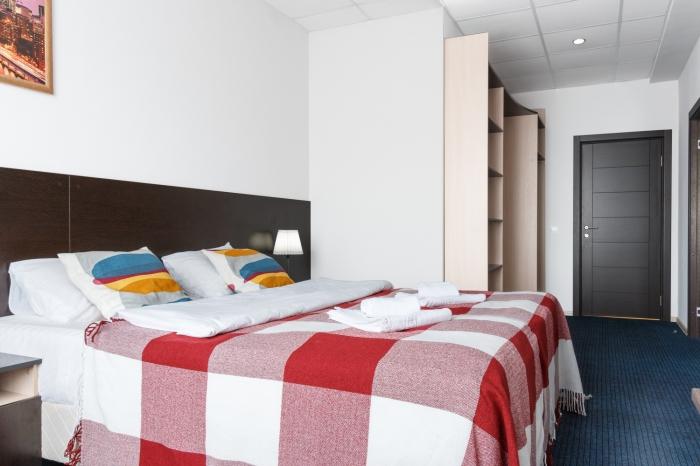 Гостиница «День и Ночь» в Колпино